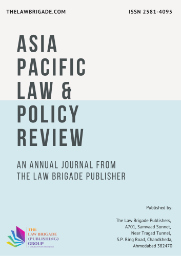 Asian Pacific Law & Policy Review